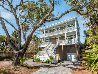 Photo for House on 7th  W Ashley Ave - Another Day in Paradise- 5 bedroom/ Ocean View