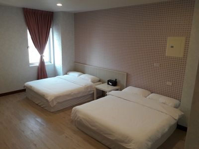 Photo for Yilay Garden 101 - Spacious Hotel-style Room for 4