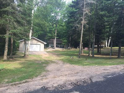 Photo for Cozy Up North Wisconsin Cabin (Townsend / Archibald Lake)