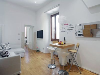 Photo for PIAZZA NAVONA SECRET APARTMENT IN THE HISTORICAL CENTER