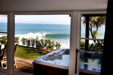 Master bedroom views from your pillow