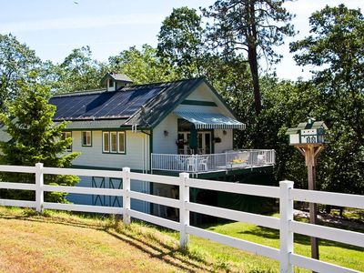 Photo for Anderson Creek Barn Cottage - Minutes from Ashland - Pet Friendly