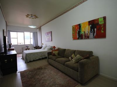 Photo for Apartment in Rio de Janeiro with Lift, Air conditioning (740490)