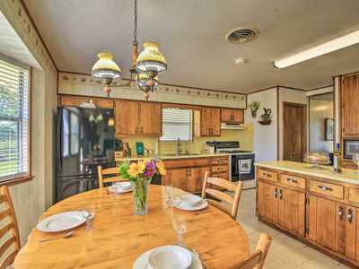 Photo for NEW! Historic 'Hoffmann Ranch Haus' Near Wineries!