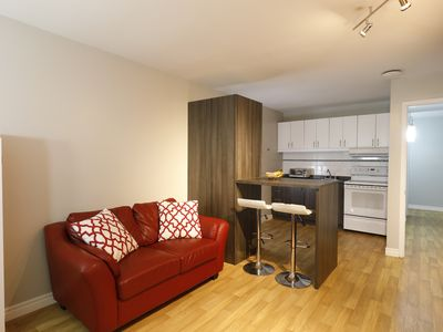 Photo for GRAND APPARTEMENT A  QUEBEC