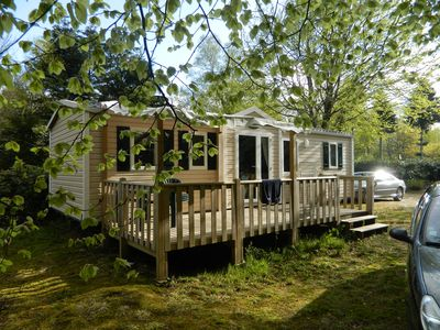 Photo for RENT OF MOBIL HOME 6 PEOPLE