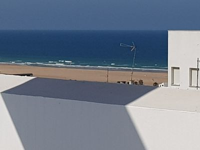 Photo for Apartment with sea views in the center of Conil.