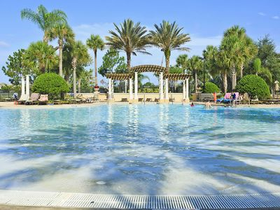Photo for 3 Bed, 3 Bath townhouse with splash pool Windsor Hills Resort Kissimmee