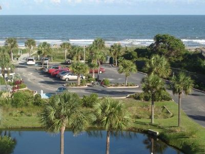 Photo for 2BR/2BA  Oceanview & Poolside Condo - Admiral's Row