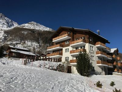 Photo for Apartment Azurit in Saas-Fee - 4 persons, 2 bedrooms