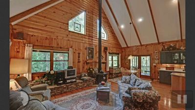 Photo for Toccoa River Cabin!!