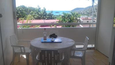 Photo for T2 apartment 36 m² + 11m² terrace, facing Marin Bay.