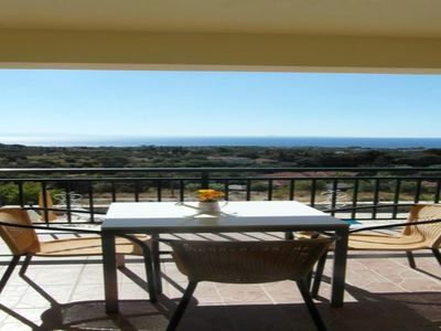 Photo for Detached Villa with Pool: Sleeps 6 to 10 people