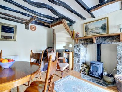 Photo for Frongaled - Three Bedroom Cottage, Sleeps 6