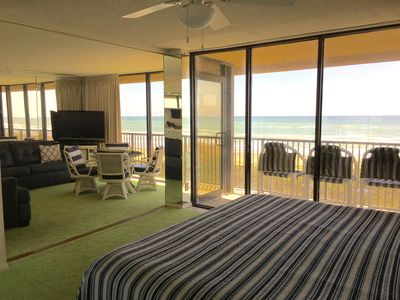 Beachfront...South Corner 3 Bedroom With Spectacular Views