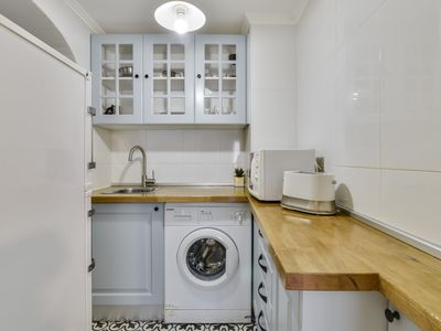 Photo for Portuguese Design 1BDR Apt in the Heart of Lisbon