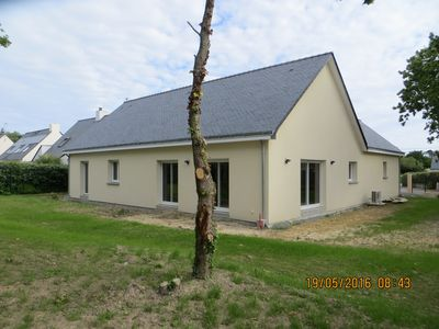 Photo for New villa for 12 people near the beach
