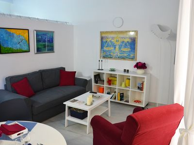 Photo for Due di Coppe-Apartment in the center of Naples