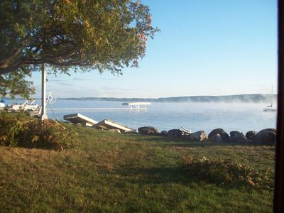 Photo for Lake Charlevoix at your doorstep!