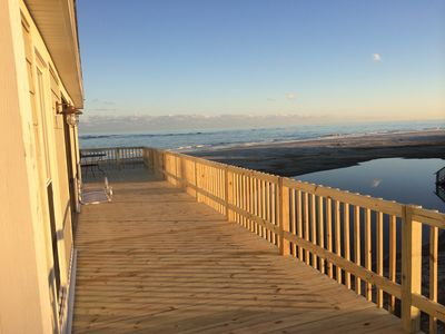 Beautiful new deck - completed March 2014