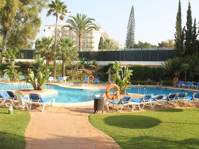 Photo for 2 bed apartment in Medina Garden, Puerto Banús.