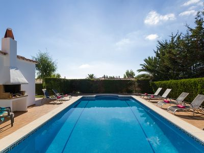 Photo for Villa Serena-prived large pool, Free WiFi and AC-