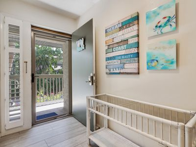 Surf Court 63 - Updated Forest Beach Townhouse