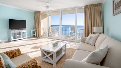 Photo for Right On The Sand! Resort Pools! Family Amenities!