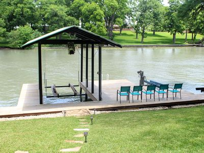 Photo for The Haven at Lake McQueeney- discounted rates!