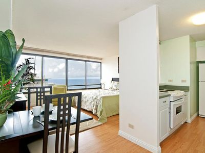 Photo for Ocean View Condo Close to Beaches, Tons of Amenities, and Free Parking!