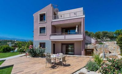Photo for Holiday house Galatas for 6 - 8 persons with 3 bedrooms - Holiday house