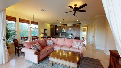 Photo for Walking distance to the Beach from this Poolside 3 Bed/3 Bath Villa