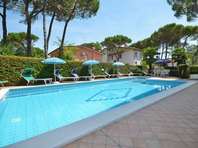 Photo for Apartment Villa Elisabeth (LIG431) in Lignano Pineta - 6 persons, 2 bedrooms