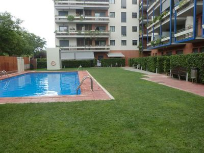 Photo for Blau Residencial - One Bedroom Apartment, Sleeps 4