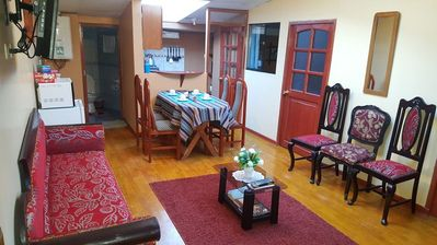Photo for Cusco Historical Center Apartments D-1