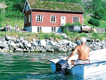 Vacation home Norddal  in Norddal, Northern Fjord Norway - 6 persons, 3 bedrooms