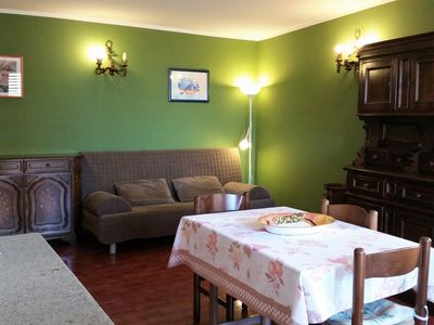 Photo for Taormina center! 1-bedroom apartment with the terrace!