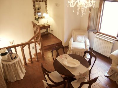 Photo for Small lovely house in Pienza