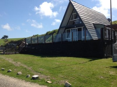 Photo for Chrystall's Beach A-Frame with stunning views