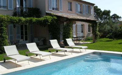 Photo for 4 bedroom accommodation in Saint-Tropez