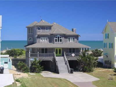 Photo for Watch the waves from the decks! Stunning views! Htd Pool&HotTub
