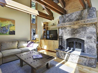Photo for Newly Renovated Summer Mountain Home Featuring a PRIVATE Hot Tub, Huge Garage, and only a 1 Mile from Alpine Meadows! Perfect for Hiking and Rafting. FREE ACTIVITIES ARE INCLUDED EVERYDAY!