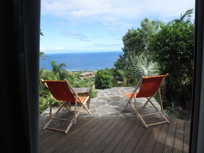 Photo for Holiday villa with panoramic views of the Indian Ocean