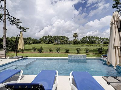 Photo for 56 Full Sweep: 3 BR / 2 BA home in Hilton Head, Sleeps 8