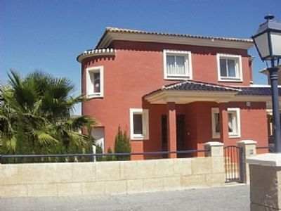 Photo for Air Conditioned Villa with Private Pool with views to mountains