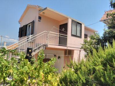 Photo for Holiday house Boris  - Slatine, Island Ciovo, Croatia