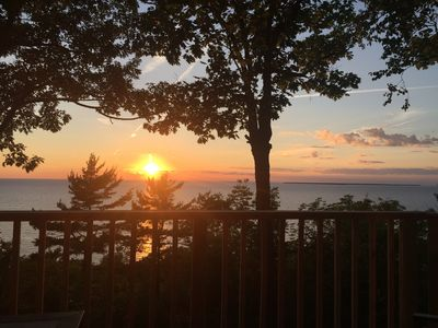 Photo for FANTASTIC WATER VIEWS, Newly Renovated, Secluded, Pet-Friendly