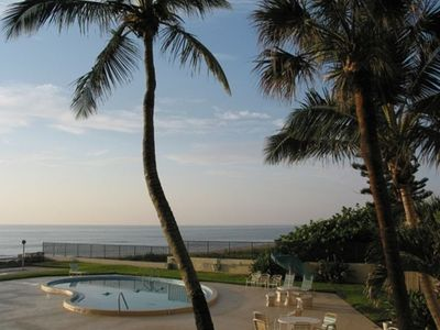 Photo for Is There a Better View -sand, ocean and pool views!