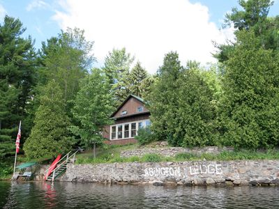 Photo for Home On Serene Butterfield Lake Offering Great Swimming, Kayaking And Fishing
