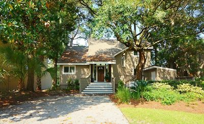 Photo for Cute and welcoming, open 3 BR West Beach home